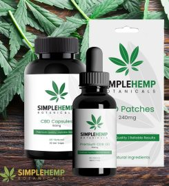 Simple Hemp Botanicals