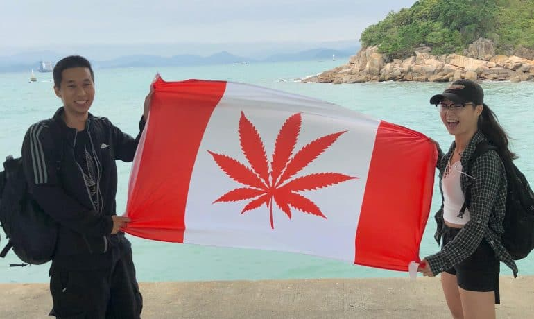 Canada Officially Legalizes Marijuana Across the Country