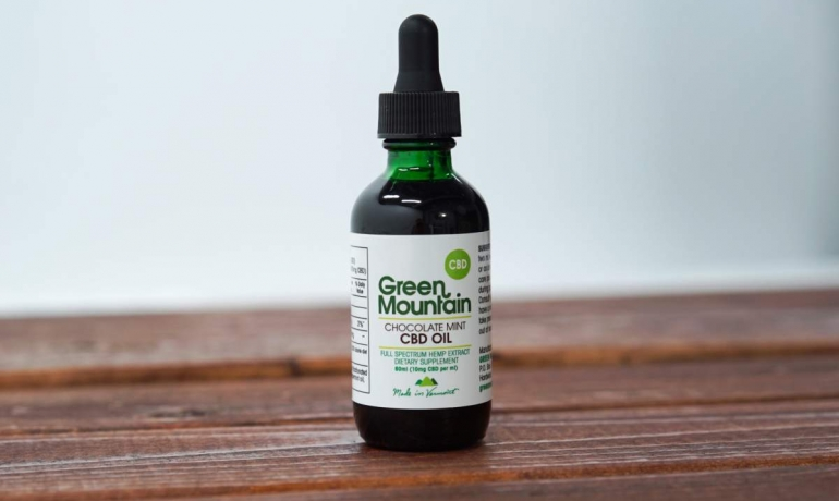 Green Mountain CBD Rebrands to SunOil