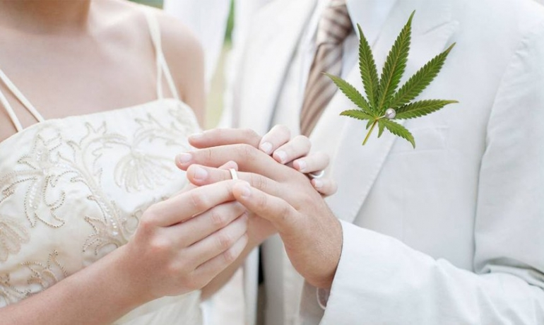 Canada Hosts First Ever Cannabis Wedding Expo
