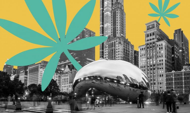 Illinois Passes Bill, Now the 11th State to allow Recreational Marijuana