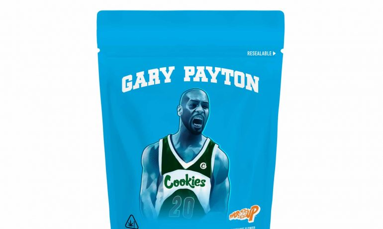 Cookies Cannabis Company to Name Strain after Gary Payton