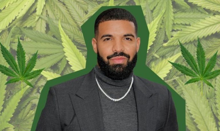 Rapper Drake Joins The Weed Biz with Canopy Growth