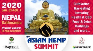Asian Hemp Summit 2020