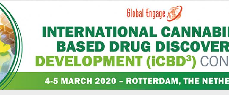 iCBD3: International Cannabinoid-Based Drug Discovery and Development