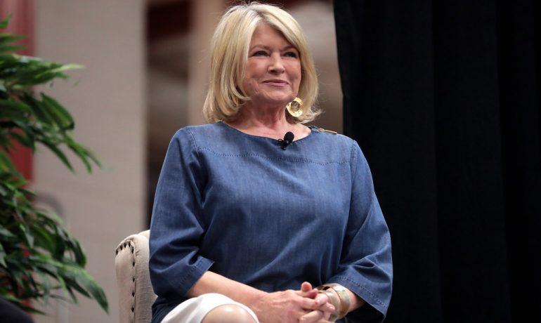 Martha Stewart's New CBD Line Will Feature Her Own Recipes